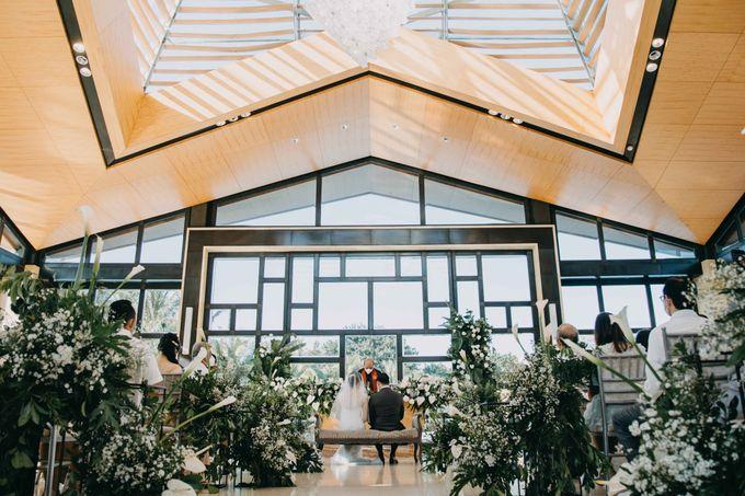 Wedding The Mulia Resort Donald & Tabita by StayBright - 014