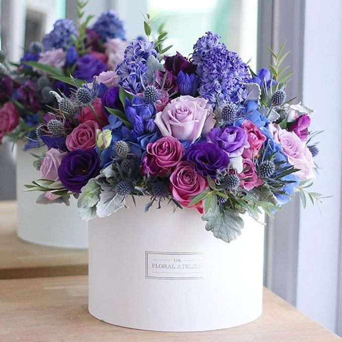 Signature Bloom Boxes by The Floral Atelier - 025