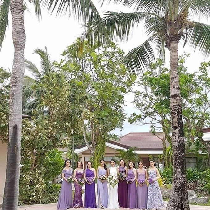 Customized Bridesmaids Dresses by White Label Bridal - 008