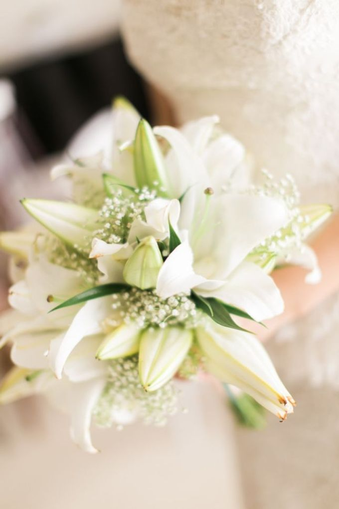 Ferry & Cynthia Wedding Decor by AiLuoSi Wedding & Event Design Studio - 005