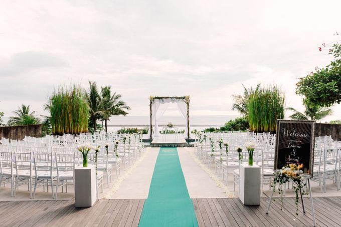 L & A Wedding by Soori Bali - 006