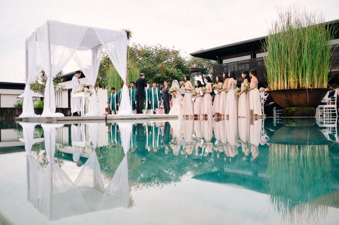L & A Wedding by Soori Bali - 008