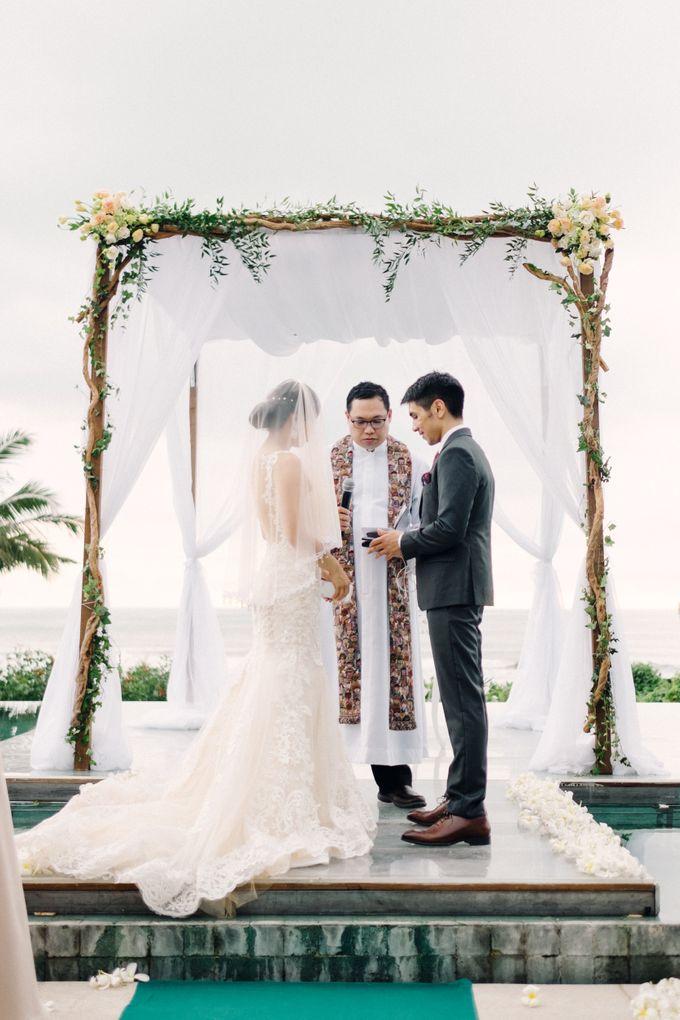 L & A Wedding by Soori Bali - 001