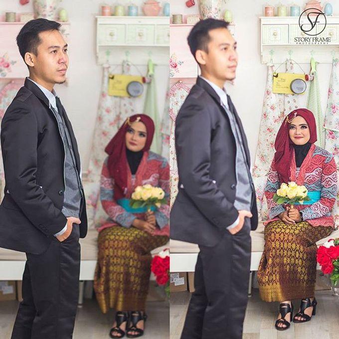 Prewedding Angga & Desi by Story Frame Photography | Bridestory com