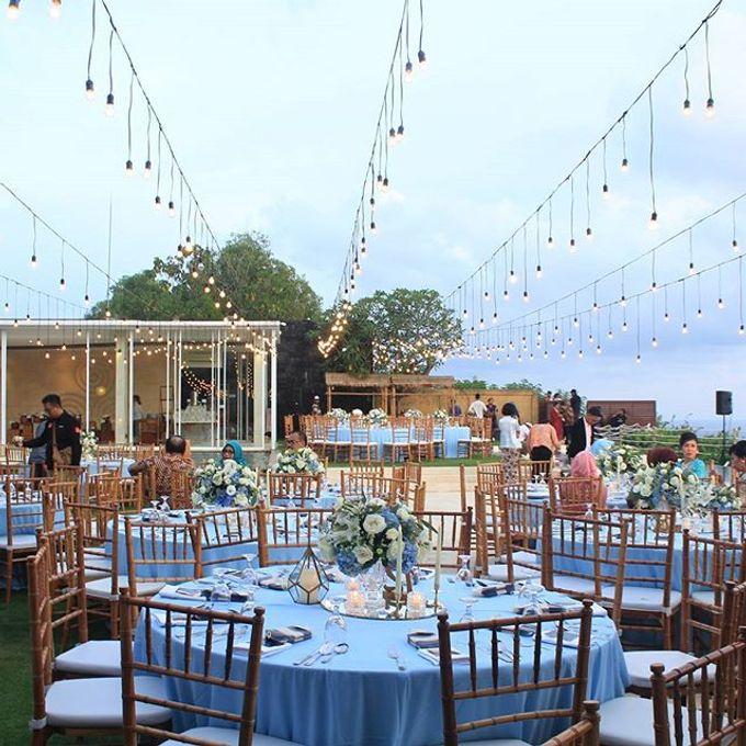 Nagisa Bali Wedding For Kania & Philipp by Nagisa Bali - 001