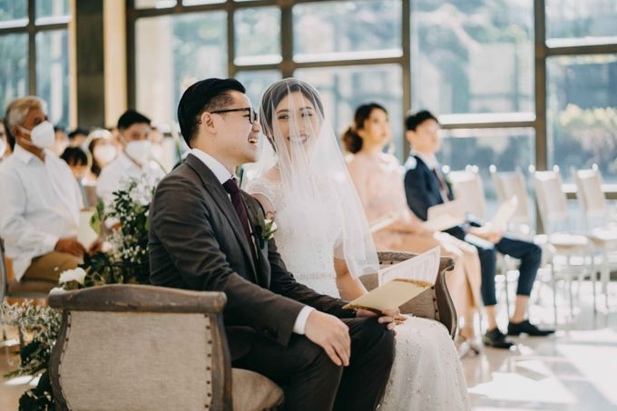 Wedding The Mulia Resort Donald & Tabita by StayBright - 015