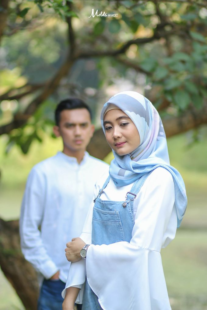 Prewedding Gery & Intan by Molds Moment - 004