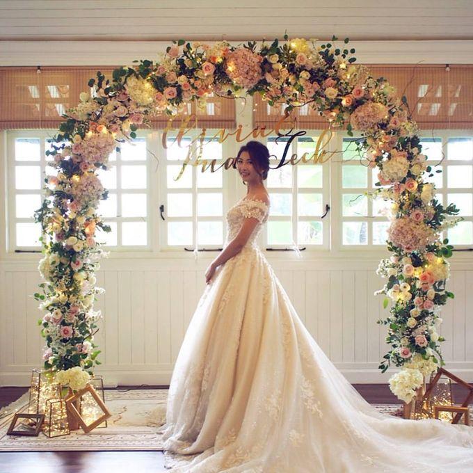 Wedding of Olivia by MerryLove Weddings - 001