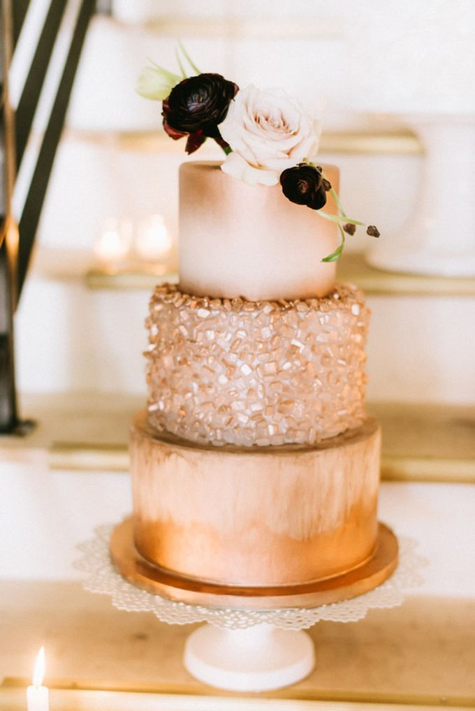 Wedding and Grooms' Cakes by Cakes ROCK!!! - 012