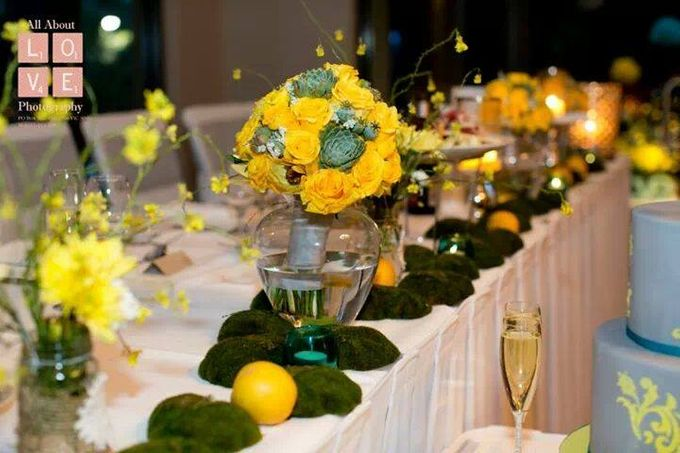 Decor and Design by Classique Event - 018