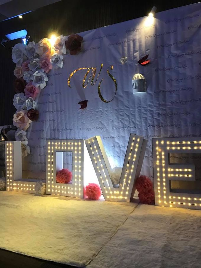 Malacca Wedding Decoration by MEB Entertainments - 001
