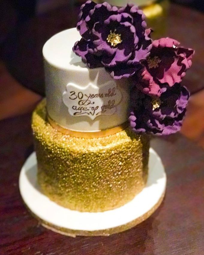 Wedding Cakes by The Quirky Taste - 005