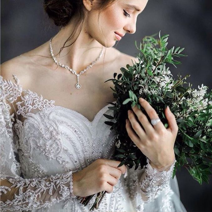 Bride Bouquet - 2 by Angie Fior - 003