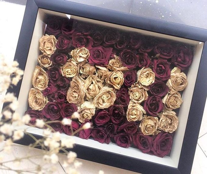Valentines day Project  by CONSERVÉ FLOWER PRESERVATION - 002