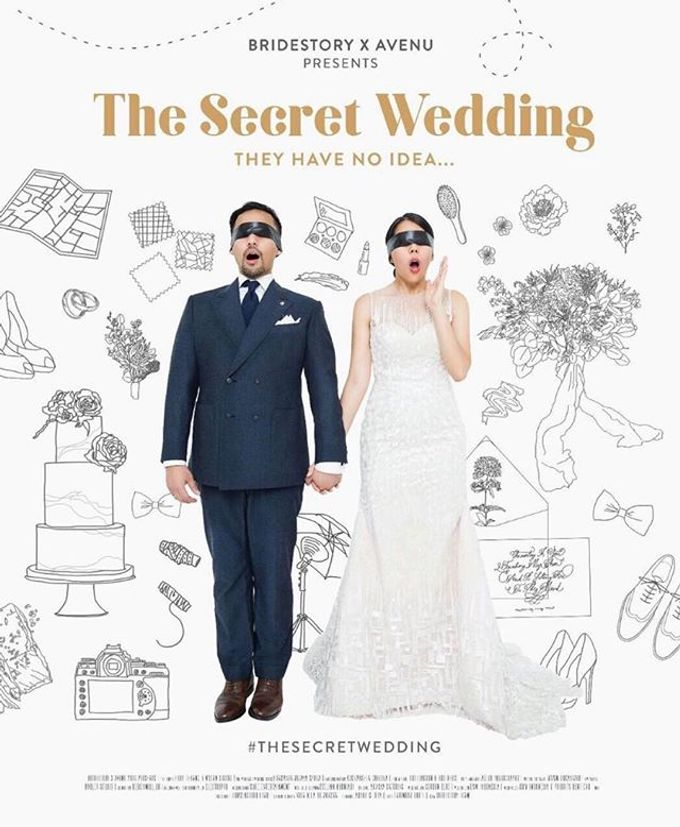 The Secret Wedding Bridestory Project by H2 Design.co - 025