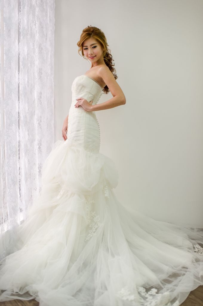 Bridal Gown by 1728 Wedding House Singapore | Bridestory.com