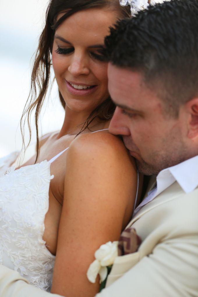 Alenka & Rob by Bali Exotic Wedding Organizer - 001