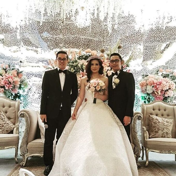 Wedding Dendy and Irene by MARK & CO - 002