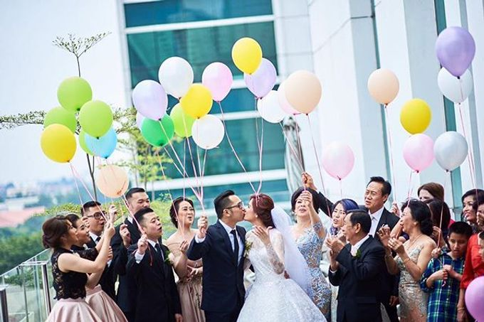 Wedding Dendy and Irene by MARK & CO - 001