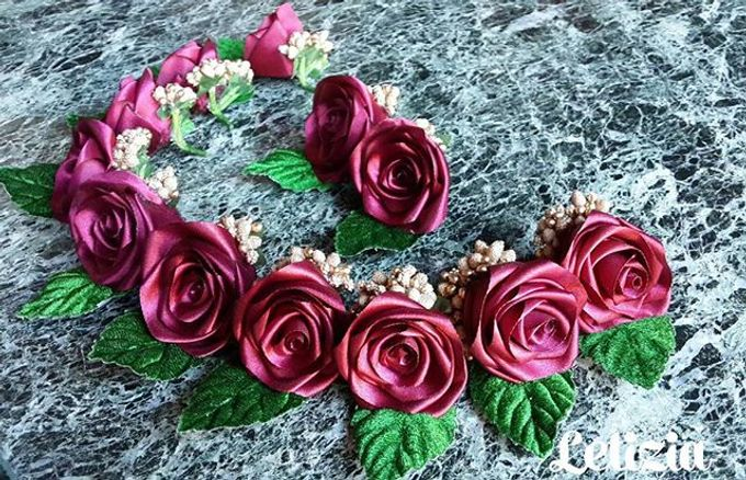 Single flower boutonniere by Letizia Wedding - 001