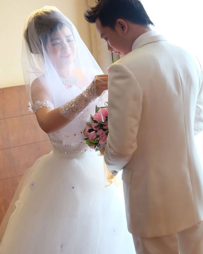 bride by VidJei Makeup - 005