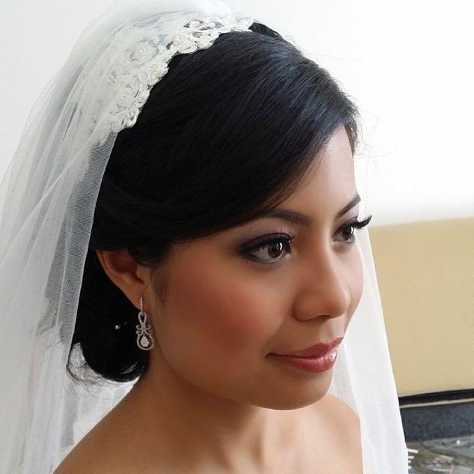 Bridal Makeup by Elly Liana Makeup Artist - 040