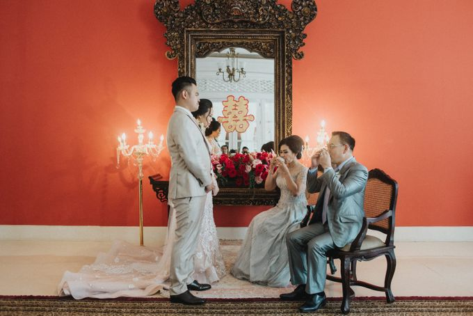 Hendry & Cindy Wedding by Terralogical - 019