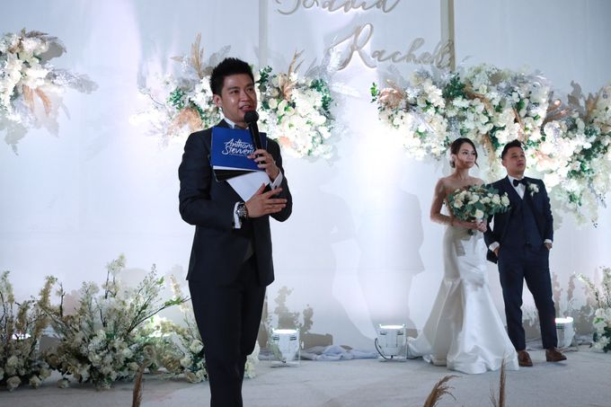 MC Wedding Intimate Fairmont Jakarta - Anthony Stevven by Anthony Stevven - 047