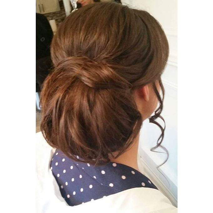 Hairstyles  by C.E Bridal - 011