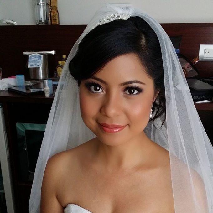 Bridal Makeup by Elly Liana Makeup Artist - 039