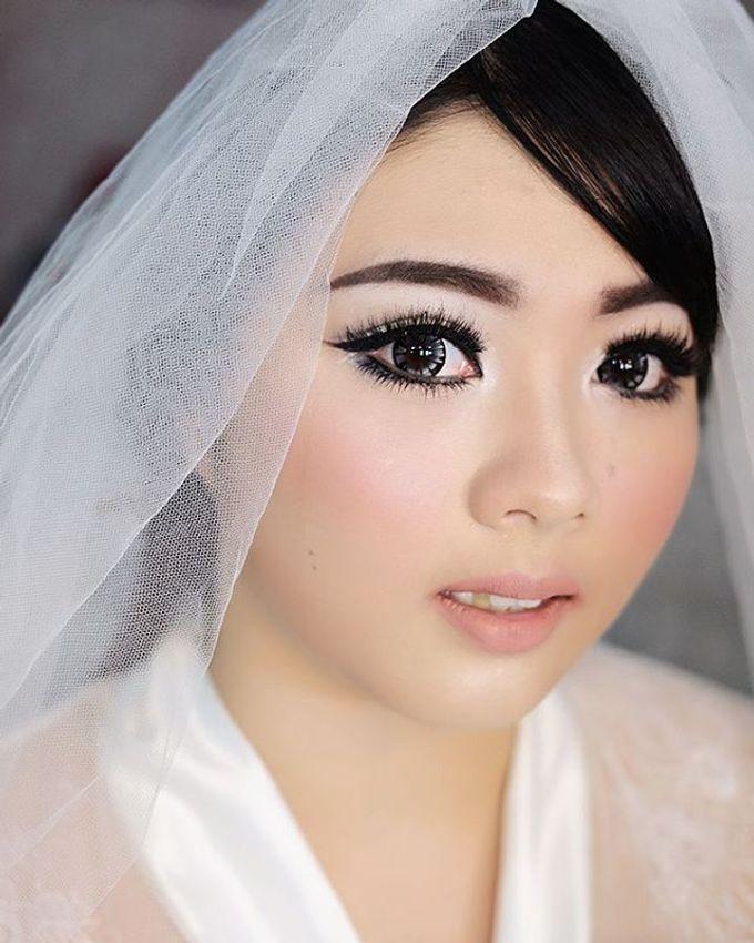 bride by VidJei Makeup - 003