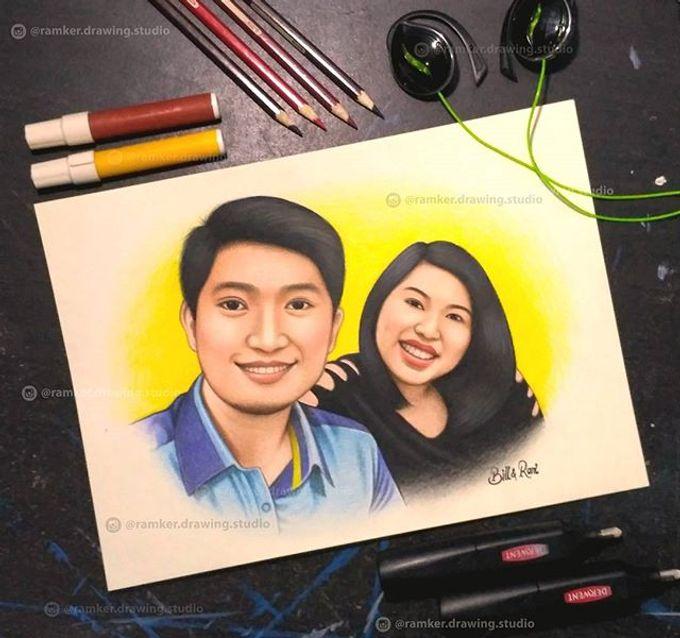 Realist Drawing by Ramker Studio - 003