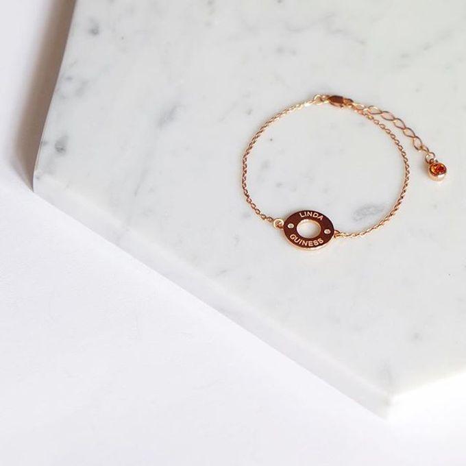 Cara Bracelet by LINCA Jewellery - 006