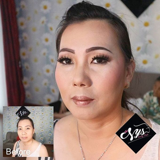 Makeup & Hair Do by Nys Beauty Studio - 035