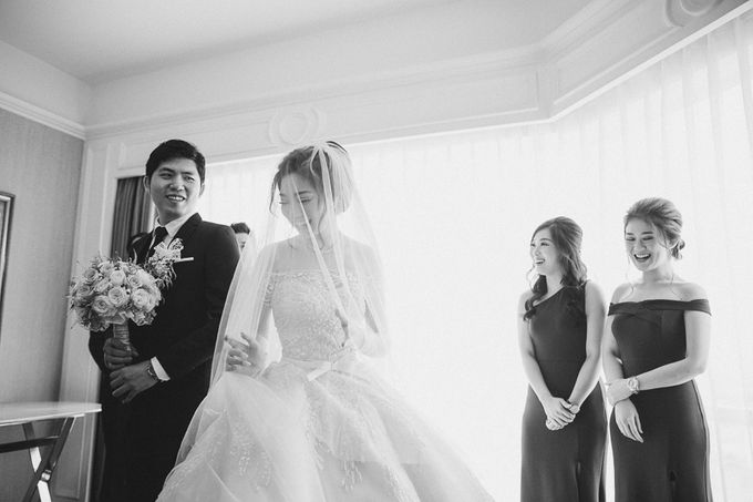 Wedding Of  Steven & Kristie Part 1 by My Day Photostory - 041