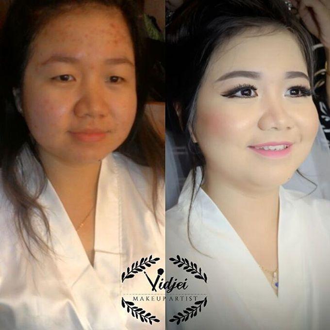 bride by VidJei Makeup - 007