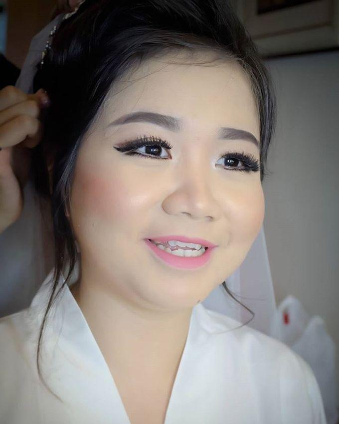 bride by VidJei Makeup - 006