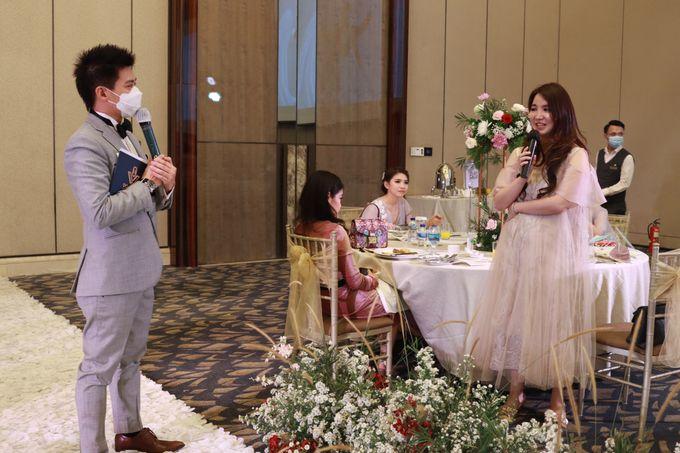 MC Wedding Intimate at Sheraton Gandaria Jakarta by Anthony Stevven by Anthony Stevven - 018