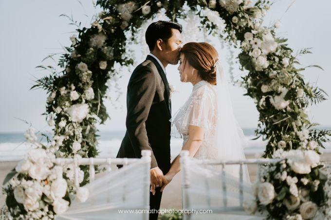 The wedding of Paschalia & Margita by Dona Wedding Decoration & Planner - 021