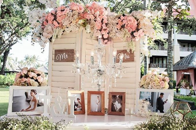 Romantic Rustic by Butterfly Event Styling - 002