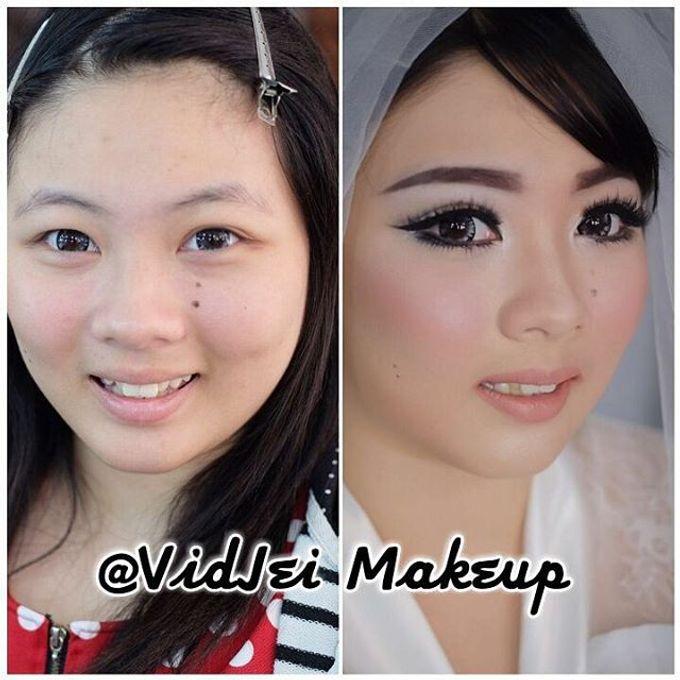 bride by VidJei Makeup - 004