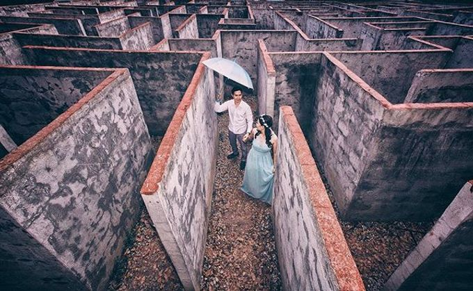 Ariel + Josie Pre-Wedding by Waynet Motion - 001