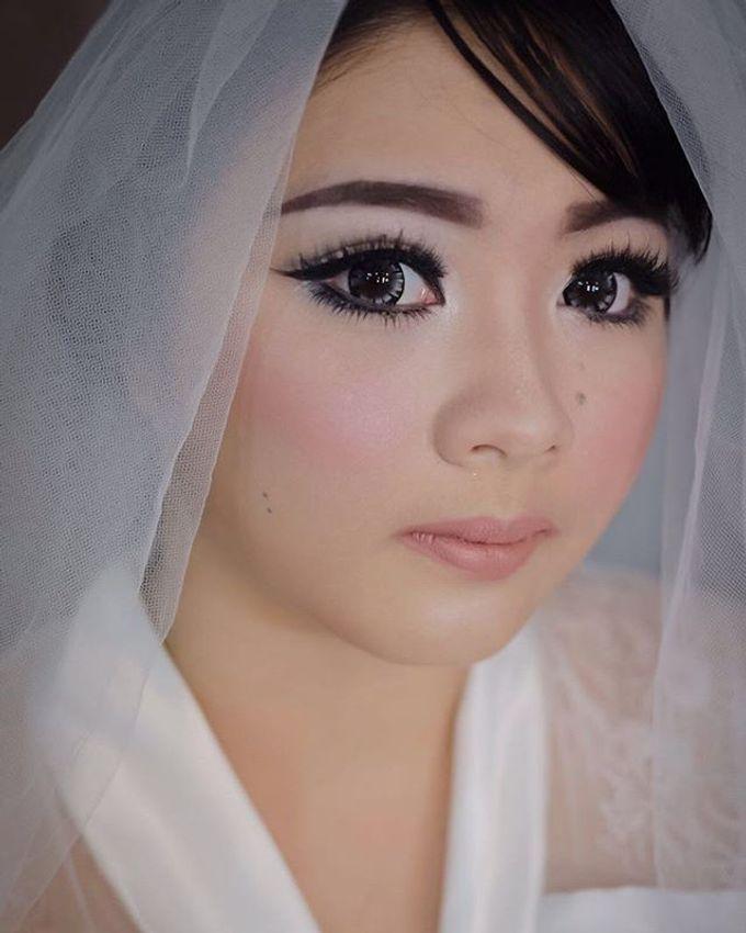 bride by VidJei Makeup - 002