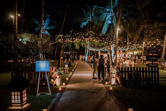 Rustic Decoration by Bali Izatta Wedding Planner & Wedding Florist Decorator - 011