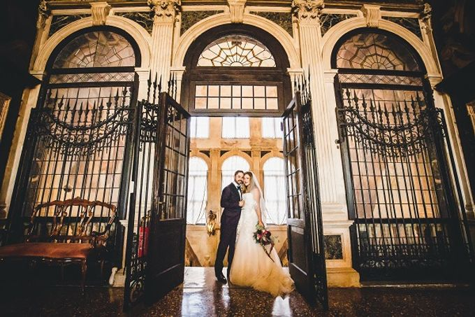 Luxury wedding in Venice by CB Photographer Venice - 038