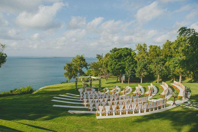 RUSTIC WEDDING DAVID AND JOICE IN SKY AYANA BALI by W organizer - 027
