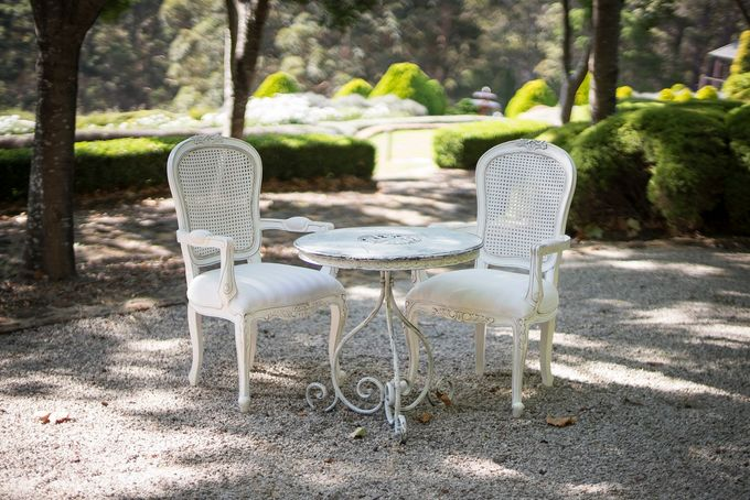 A Selection of Wedding Furniture we have available by Chic Rustique - 018
