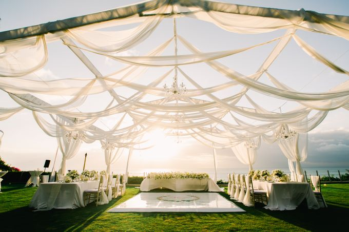 The Wedding of  Tian & Michael at Ayana Villa by Red Gardenia - 018