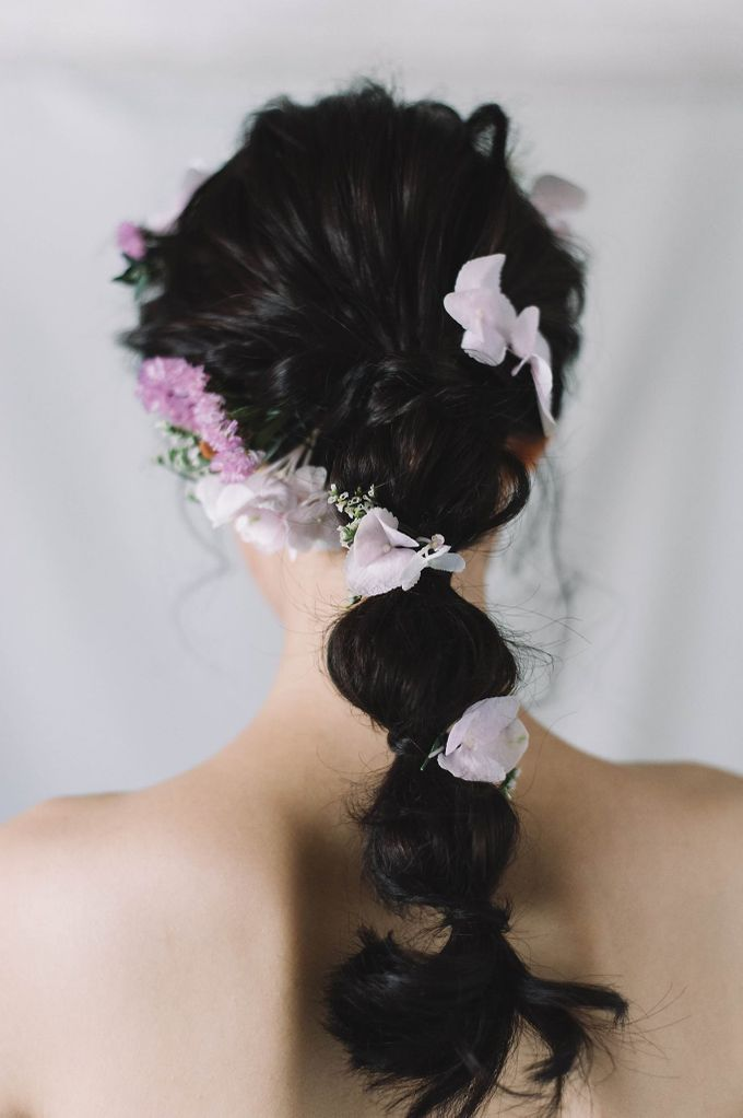 Glamorous Elegant Timeless by Makeup Maestro Weddings - 001