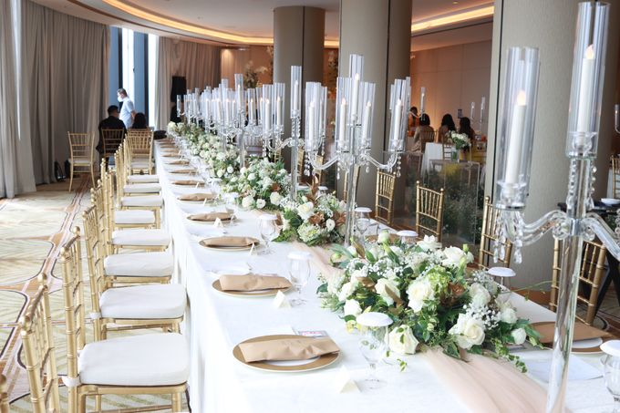 New Normal Entertainment Wedding at Westin Jakarta by Double V Entertainment by Double V Entertainment - 002